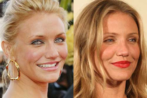 Cameron Diaz Obsessed with Plastic Surgery